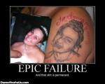 Epic Tattoo Failure